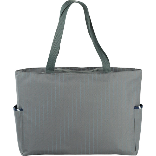 The Dapper Zippered Business Tablet Tote