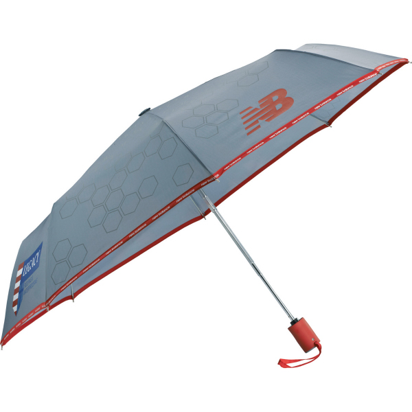 "42"" New Balance(R) Auto Open/Close Folding Umbrella"