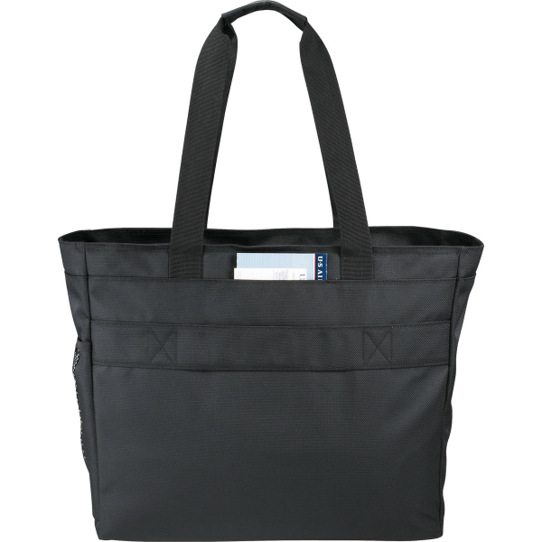 """Cutter & Buck(R) Tour Deluxe 15"""" Computer Tote"""