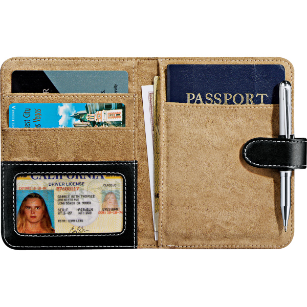 Alicia Klein(R) Passport Cover