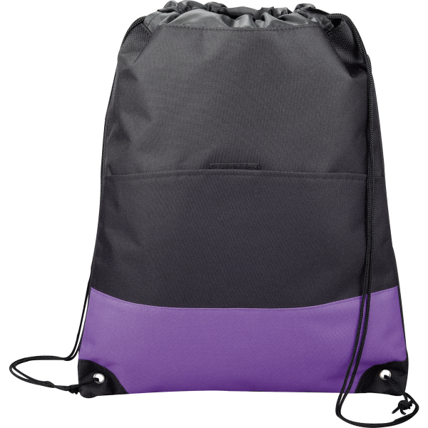 The Legends Drawstring Cinch Backpack