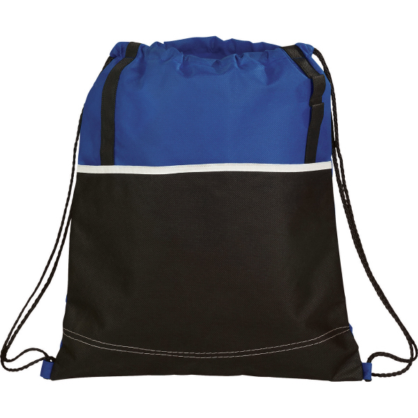 The Boardwalk Drawstring Cinch Backpack
