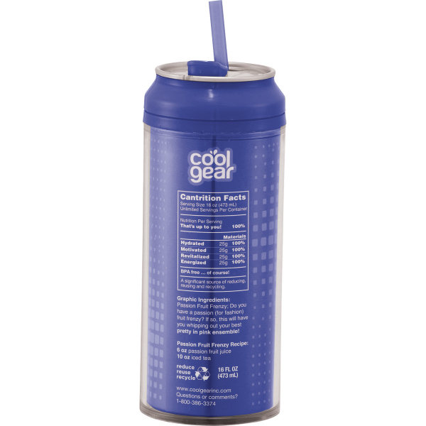 Cool Gear(R) Can Tumbler 15oz