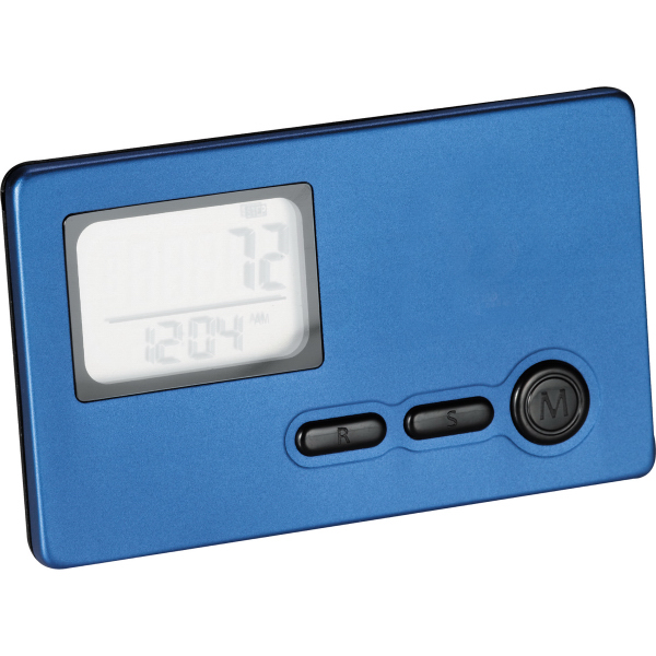 CLEARANCE:3-Axis Slim Pedometer