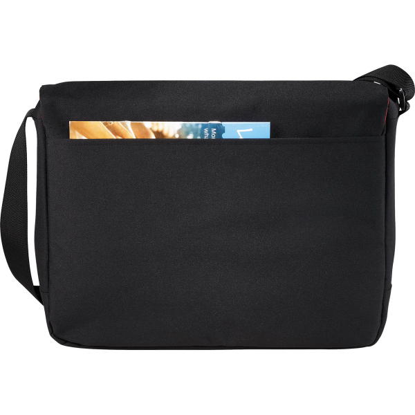 "Wenger(R) Slim 15"" Compu-Messenger Bag"