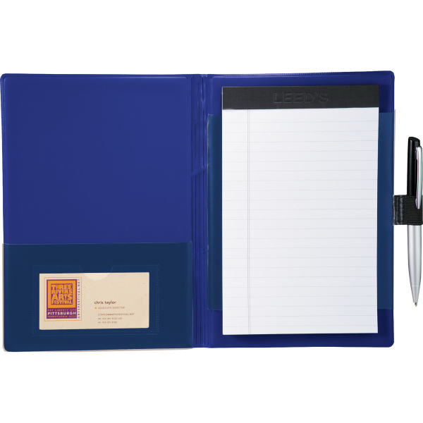 CLEARANCE:Color Step Jr Padfolio