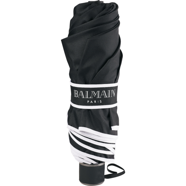 "42"" Balmain(R) Runway Folding Umbrella"