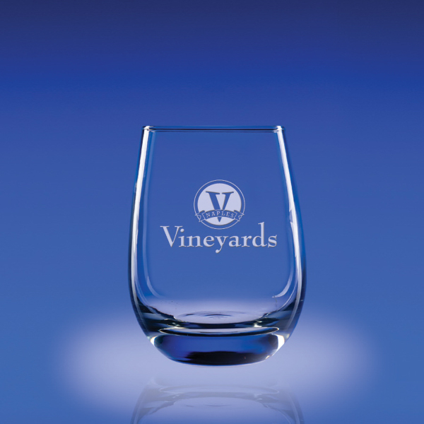 15.5 oz. Tangent Stemless Wine Glass Gift Sets