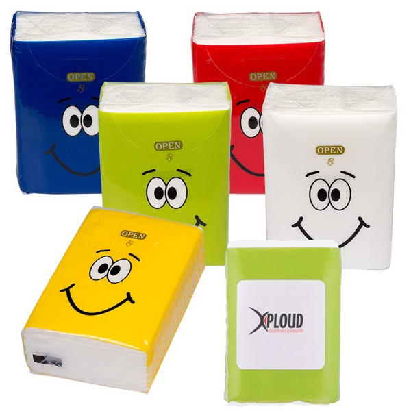 Goofy(TM) Tissue Pack