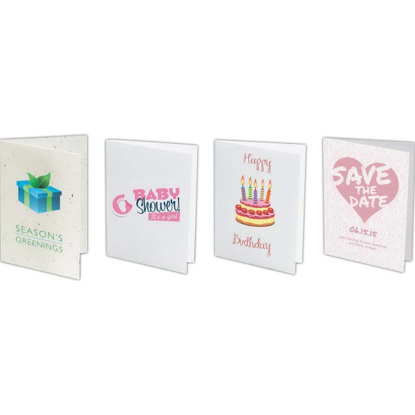 Premium Seeded Paper Greeting Cards