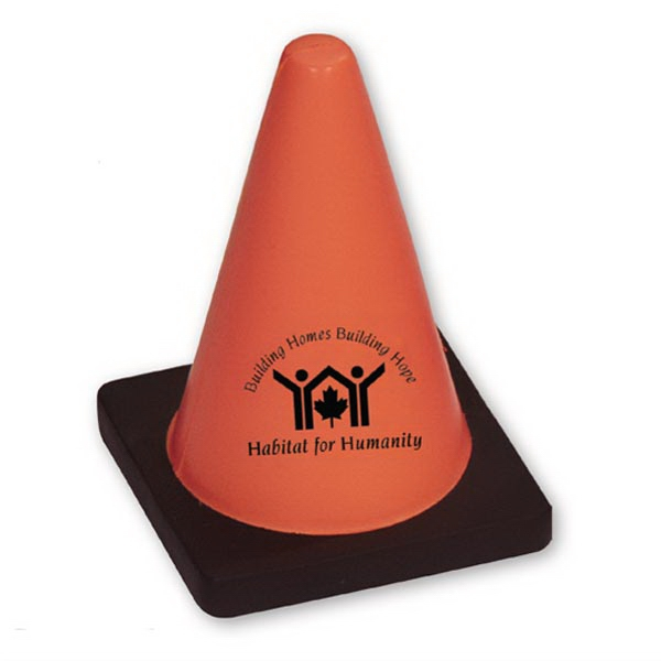 Construction Cone Stress Reliever