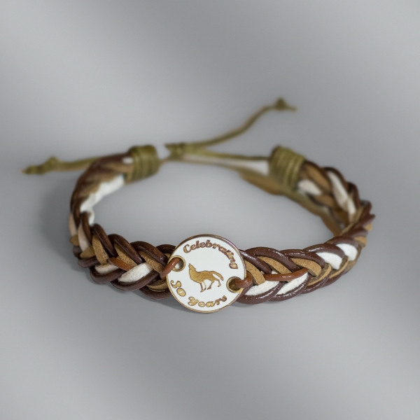 Multi Rope Bracelet with one Charm