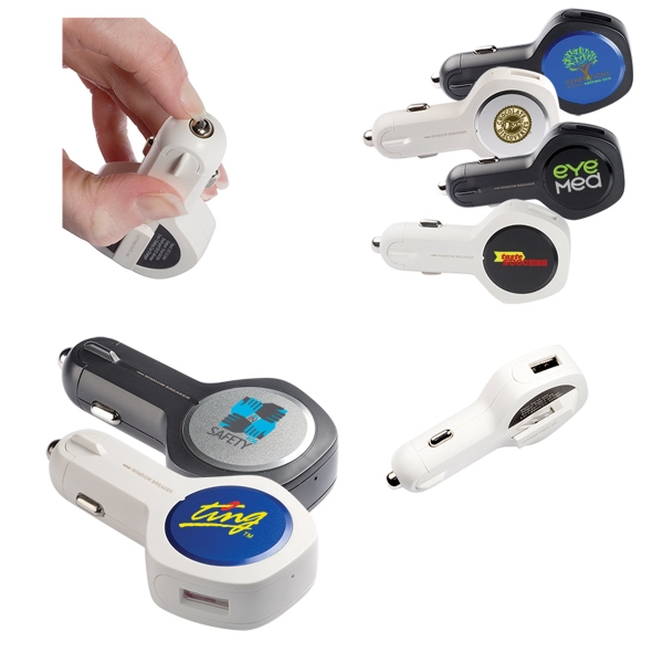 Duo USB Speedy Card Charger Safety Tool