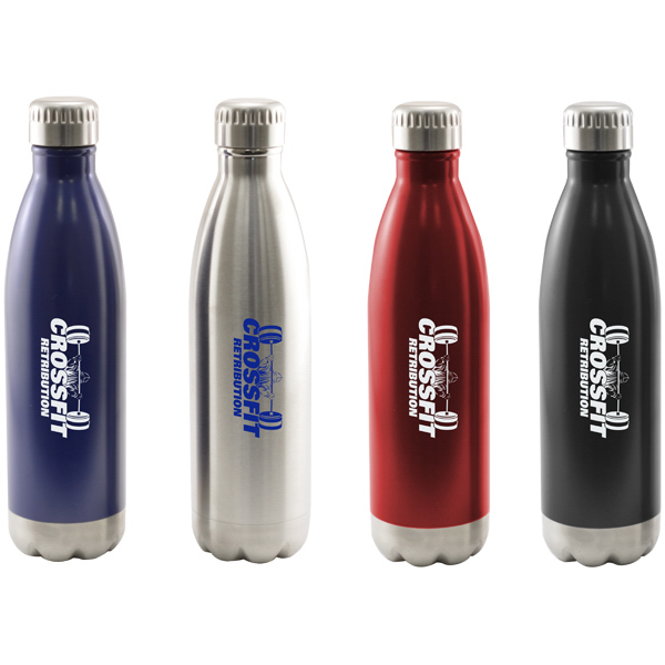 Stainless Steel Vacuum Insulated 26 oz Bottle
