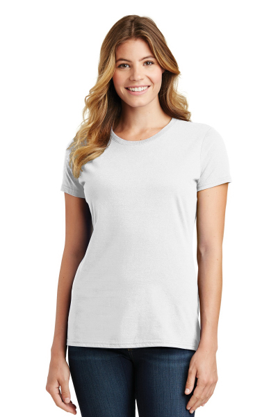 Port & Company Ladies Fan Favorite Tee.