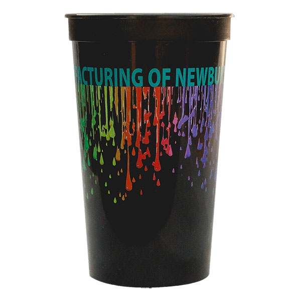 Digitally Printed 22 oz. Smooth Stadium Cup