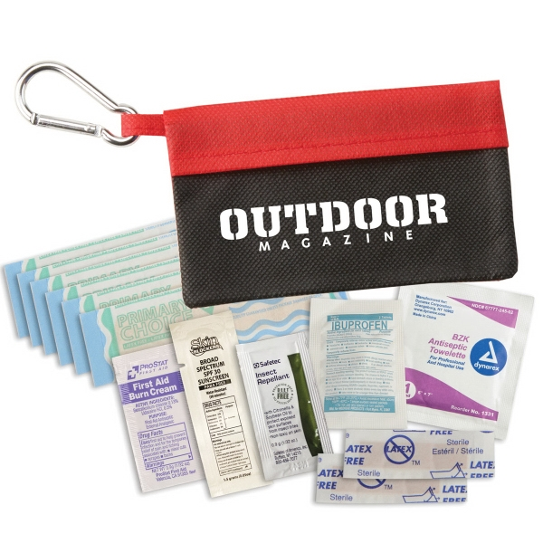 Primary Care (TM) Non-Woven Outdoor First Aid Kit