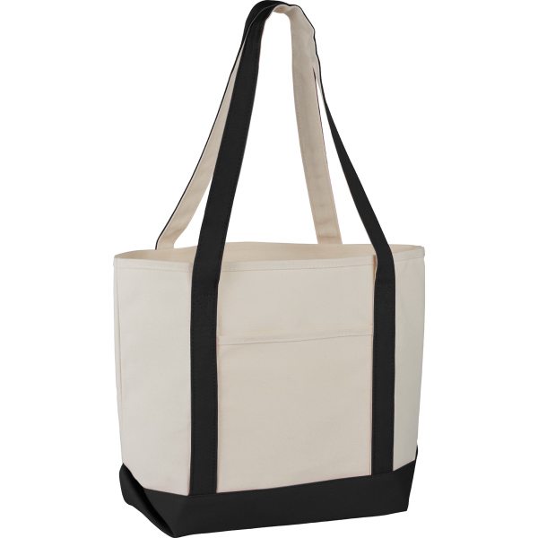 12 oz. Cotton Boat Tote