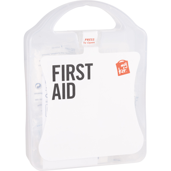 MyKit(TM) 51-piece Deluxe First Aid Kit