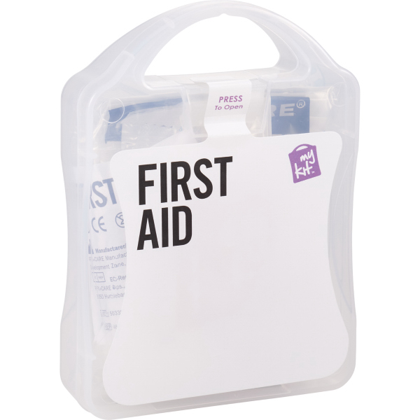 MyKit(TM) 21-piece First Aid Kit