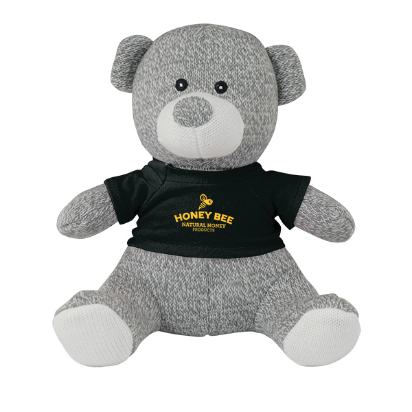Chelsea (TM) Plush Knitted Teddy Bear