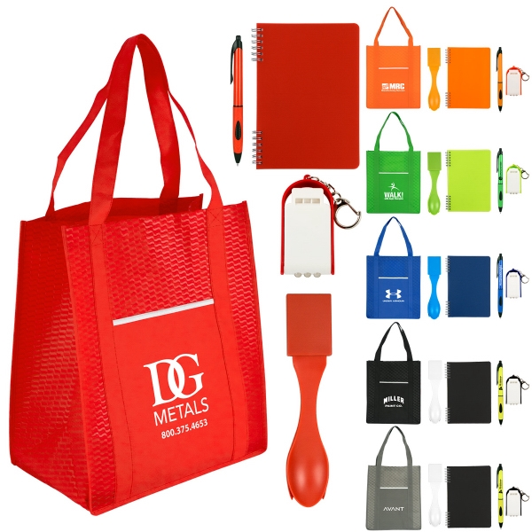 Wave 5-in-1 Tote Set