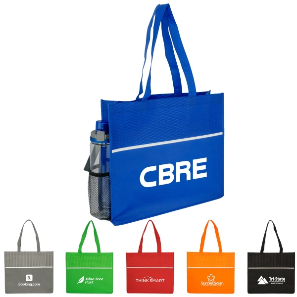 Wave Shopping Tote