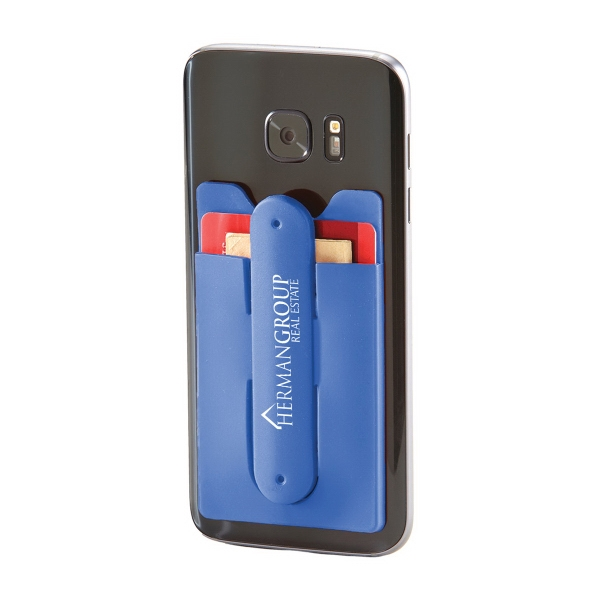 Stand Up 3-in-1 Phone Wallet