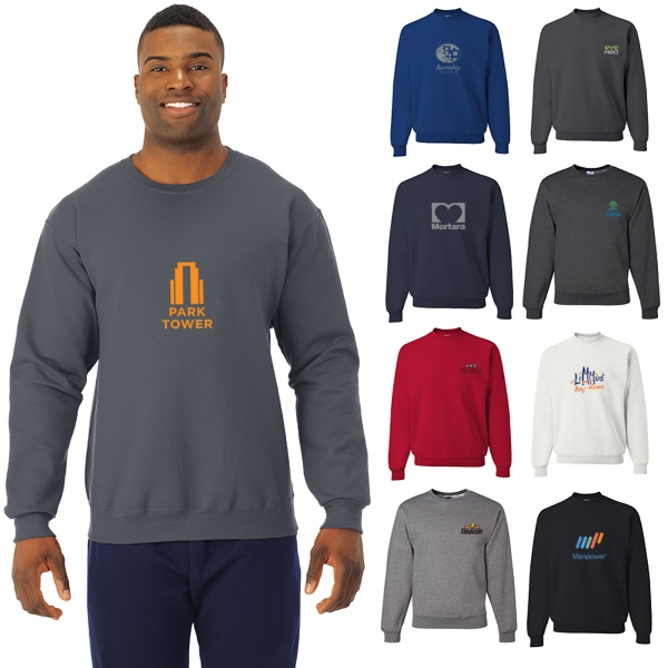 Jerzees(R) NuBlend(R) Crewneck Sweatshirt - Colors