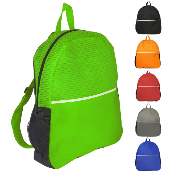 Wave Backpack (Blank)