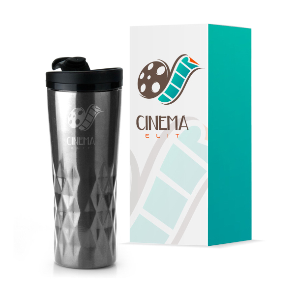 14 oz. Stainless Steel Tumbler in Gift Box