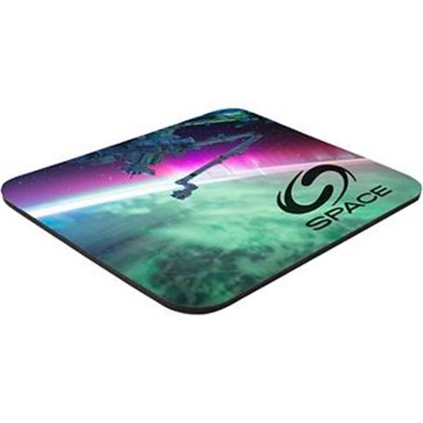"8"" x 9-1/2"" x 1/4"" Full Color Hard Mouse Pad"