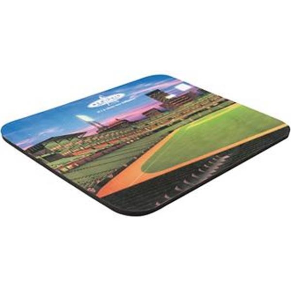 """8"""" x 9-1/2"""" x 1/8"""" Full Color Hard Mouse Pad"""