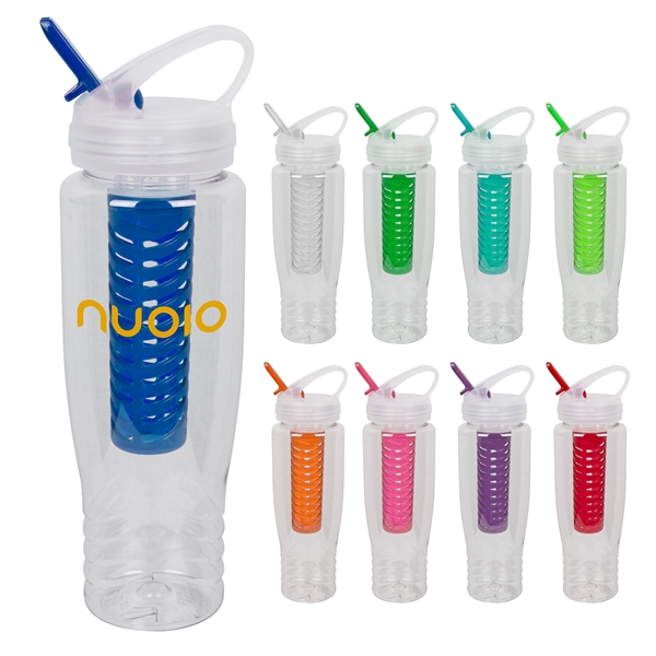 28 oz Polyclean Color Fusion Bottle