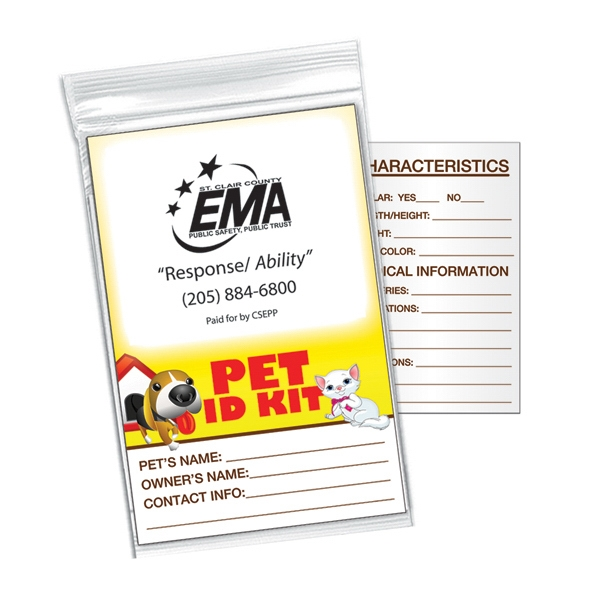 Pet ID Kit Digital