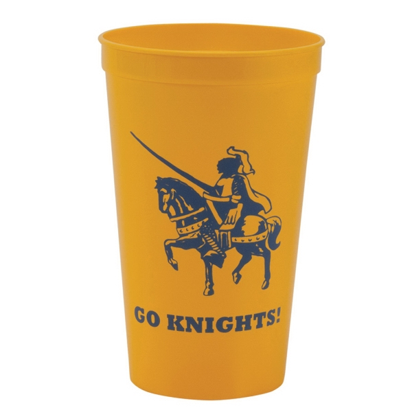 22 oz. Smooth Stadium Cup