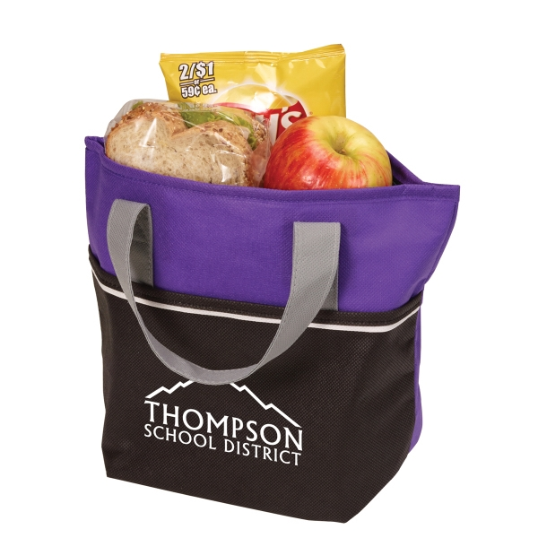 Non-Woven Carry-It(TM) Cooler Tote
