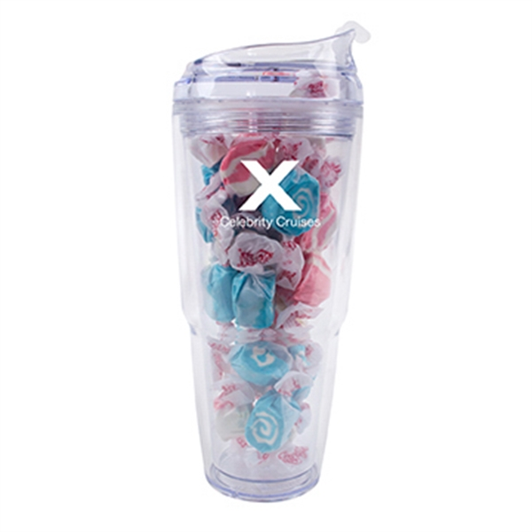 Strato 18 oz. Double Wall Tumbler with Taffy