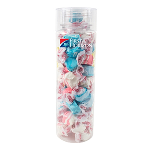 27 oz Cylinder Bottle with Taffy