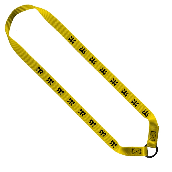 "3/4"" Smooth Nylon Water Bottle Strap"