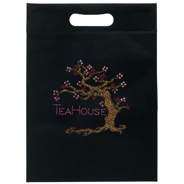 Non-Woven Die Cut-Small Tote Bag