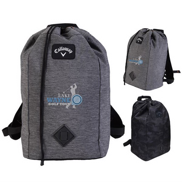 Callaway (R) Clubhouse Drawstring Backpack