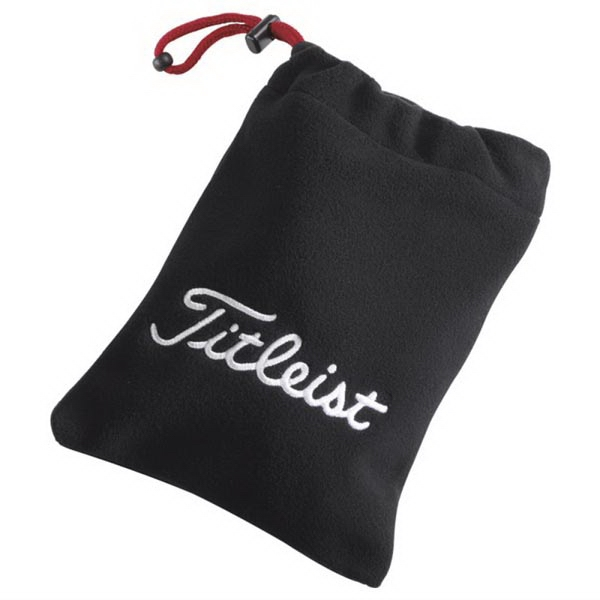 Titleist (R) Fleece Valuables Pouch