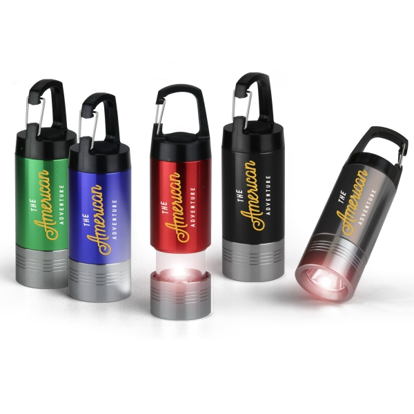 Lantern Light with Carabiner Clip