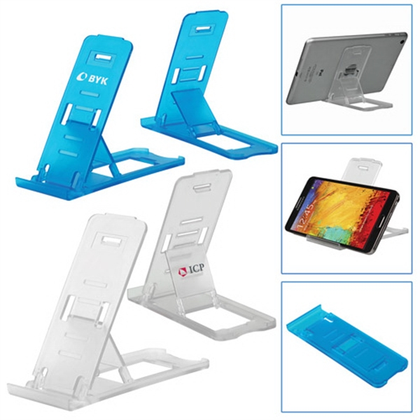 Foldable Universal Smartphone/Tablet Stand