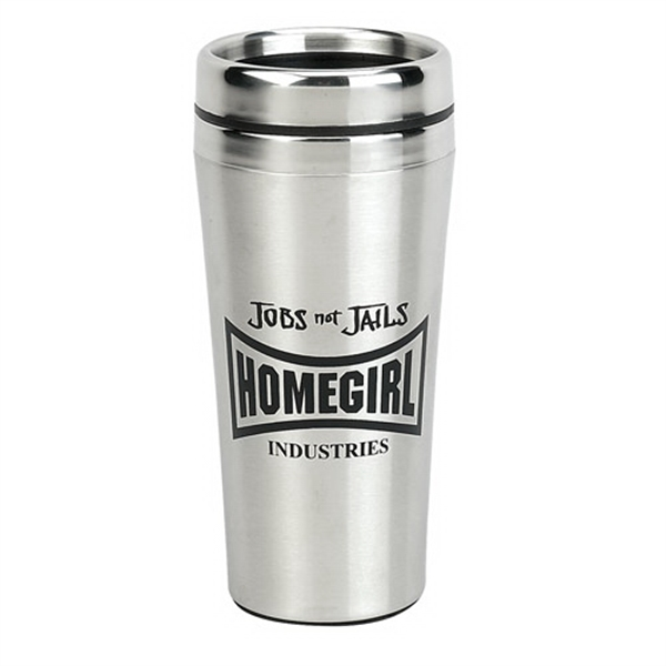 16 oz Stainless Steel Double Wall Tumbler