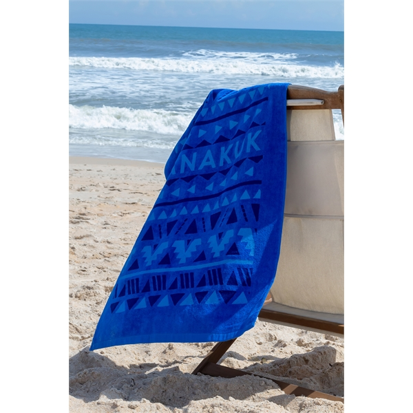 Small Colored Beach Towel