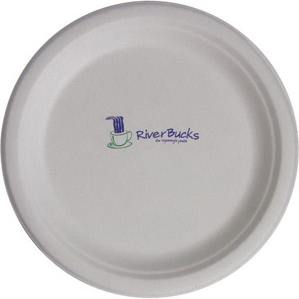 """7"""" Eco-Friendly Paper Plate"""