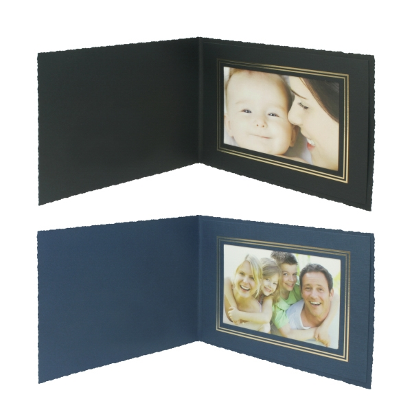 DECKLE EDGE FRAMES/CERTIFICATE HOLDERS