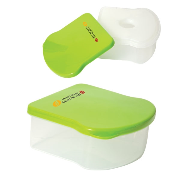 Larkspur Sandwich Container with Ice Pack